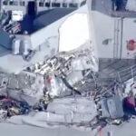 Japón: Destructor portamisiles de EEUU choca contra buque mercante filipino (VIDEO)