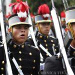 Día de la Bandera: Así se vivió la ceremonia patriótica (FOTOS)