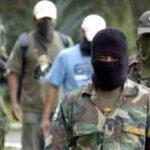 Capturan a tres disidentes de las FARC armados con fusiles y granadas