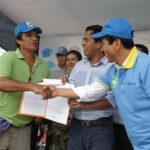 Loreto: Ministro de Agricultura entregó títulos de propiedad a 31 comunidades nativas