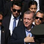EEUU: Ordenan detener a 12 agentes y guardaespaldas de presidente turco Erdogan