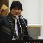 Evo Morales a Almagro: Defender instituciones es respetar al Presidente electo