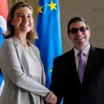 Eurodiputados dan luz verde a un acuerdo de cooperación entre la UE y Cuba