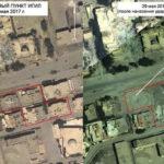 Rusia difunde fotos del ataque en el que habría muerto jefe del Estado Islámico