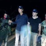 Los 2 periodistas holandeses secuestrados en Colombia regresan a la libertad