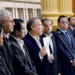 Frente Amplio: Contralor sin credibilidad debe dar un paso al costado