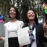 Sapporo: Primera gran ciudad japonesa reconoce uniones civiles de LGTB