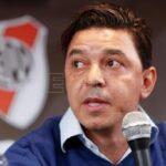"""River Plate: Gallardo """"conmocionado"""" por dopaje de jugadores (VIDEO)"""