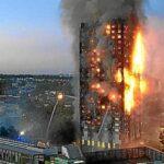 Incendio de Londres empezó a causa de nevera defectuosa que ardió