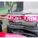 Caída de ambulancia en Huancavelica causa muerte de gestante y 3 personas