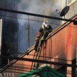 Las Malvinas: Ministerio de Trabajo denuncia penalmente a responsables del incendio