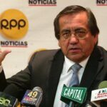 Del Castillo: Interpelar por interpelar a ministros de Estado no tiene sentido