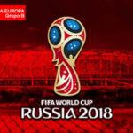 Mundial Rusia 2018/Zona Europea: Resultados y clasificación del Grupo B