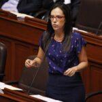 Marisa Glave: Separación de congresista del Frente Amplio se hizo de forma ilegal