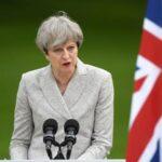 """May confirma que negociaciones del """"brexit"""" comenzarán próxima semana"""