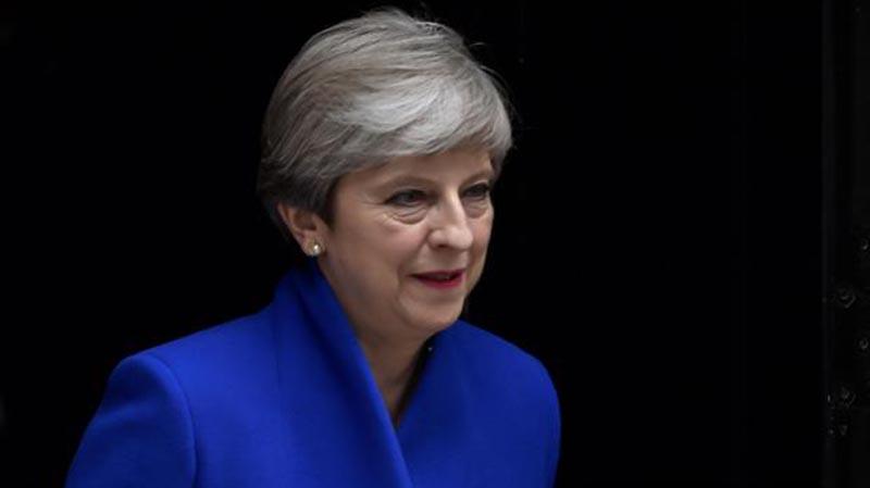 Theresa May pierde la mayoría absoluta en el Parlamento — Reino Unido