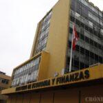 El MEF autoriza transferencia de S/ 6'746,610 a favor de la Contraloría