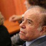 Argentina: Confirman 7 años de cárcel a Menem por venta ilegal de armas