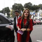 Presidencia: Encargan despacho a Mercedes Aráoz por viaje de Vizcarra a México