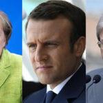 Alemania, Francia e Italia advierten que Acuerdo Climático no se puede negociar