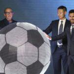 Mediapro construirá un parque temático sobre Messi en China