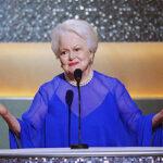 Legendaria actriz Olivia de Havilland cumple este sábado 101 años de edad