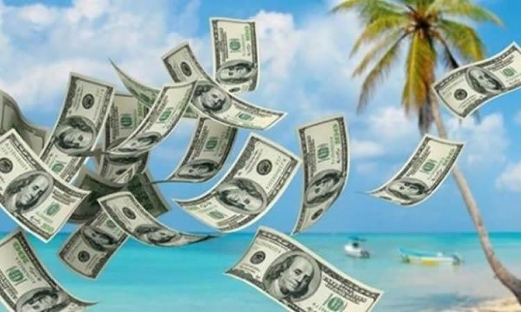 Riquezas en paraísos fiscales