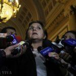 Habrá diálogo con autoridades judiciales de EEUU sobre lucha anticorrupción