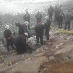 Cuatro soldados peruanos mueren durante entrenamiento en playa limeña