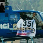 Venezuela: Ordenan captura internacional de policía que hurtó helicóptero