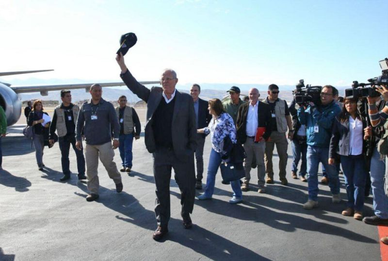 Perú: Fernando Zavala juró como ministro de Economía y Finanzas