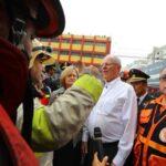 Kuczynski en Las Malvinas: Criminal haber encerrado a trabajadores