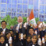 Día Mundial de la Leche: Palacio de Gobierno es del pueblo, afirma Kuczynski