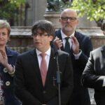Gobierno de Cataluña convoca referéndum independentista el 1 octubre