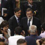 Congreso español rechaza la censura al gobierno de Rajoy