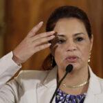 EEUU solicita extradición de exvicepresidenta guatemalteca Baldetti (VIDEO)