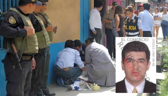 Falleció sujeto que quemó a su expareja dentro de una peluquería — Tarapoto