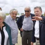 Colombia: Santos destacó abandono de armas como día histórico para la paz