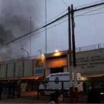 Motín en penal Sarita Colonia fue provocado por la banda Barrio King