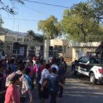México: Vasto despliegue policial en penal de Taumalipas por balacera (VIDEO)