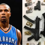 EEUU: Arrestan a exjugador estrella de la NBA con un arsenal en su automóvil