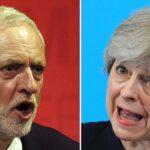 Conservadores y laboristas británicos casi empatados en nuevo sondeo