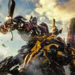 Transformers logra el número uno con la recaudación más baja de la saga