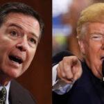 """Trump alega """"reivindicación"""" y califica de """"soplón"""" a exdirector del FBI Comey"""