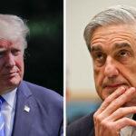 """Trump:Es """"frustrante"""" que fiscal a cargo de trama rusa sea """"amigo"""" de Comey"""