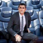 ¿Qué dijo Ernesto Valverde en su presentación como entrenador del Barcelona?