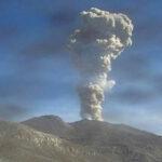 Arequipa: Aumenta la actividad explosiva del volcán Sabancaya
