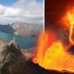 Corea del Norte: Volcán podría entrar en erupción por pruebas de misiles (VIDEO)