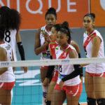 Panamericano de Vóley: Perú gana 3-0 a Cuba por la fecha 2