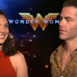 Wonder Woman: Miradas entre Gal Gadot y Chris Pine se viralizan